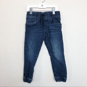 Tucker & Tate Denim Jogger Pants size 2